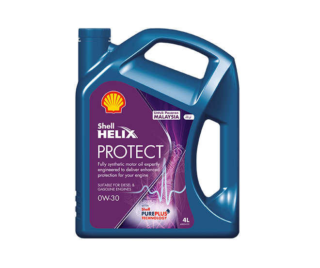Shell Helix Protect