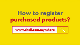Register Purchase Product Video